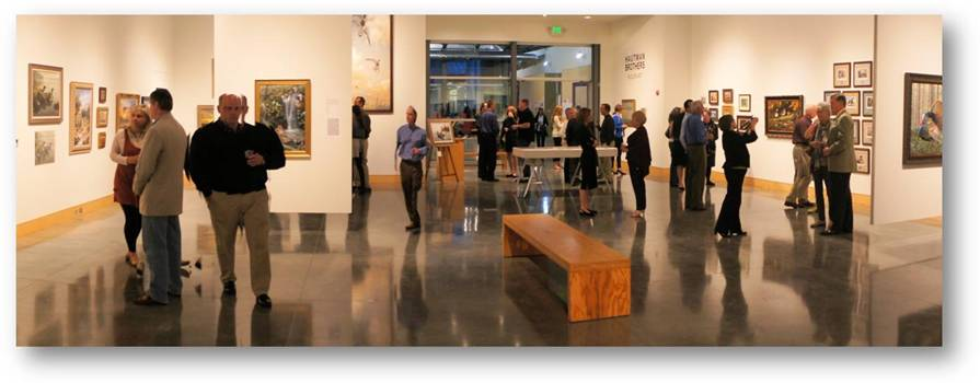 Hautman art exhibit